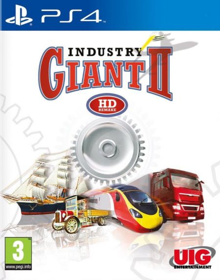 Echanger le jeu Industry Giant 2 - HD Remake sur PS4