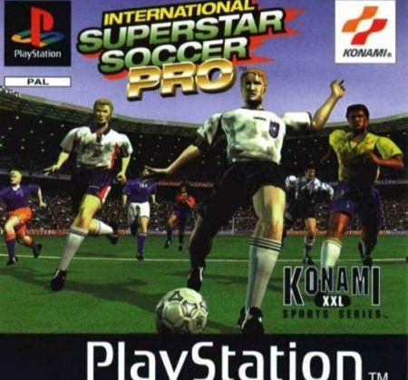 Echanger le jeu International Superstar Soccer Pro sur PS1