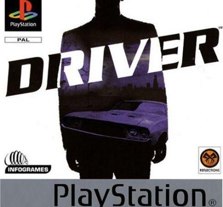 Echanger le jeu Driver sur PS1