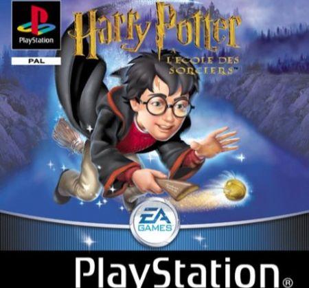 Echanger le jeu Harry Potter a l'ecole des sorciers sur PS1