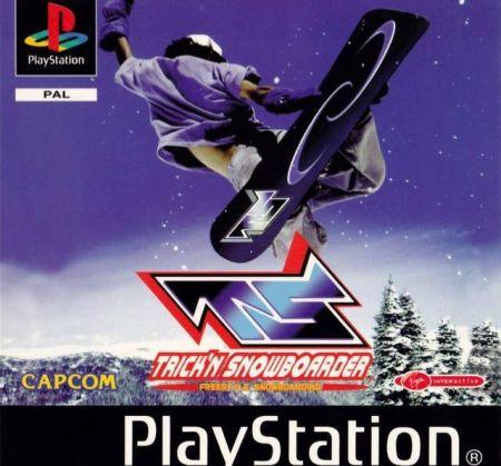 Echanger le jeu Trick'n Snowboarder sur PS1