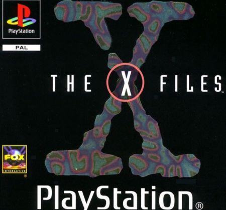 Echanger le jeu The X-Files sur PS1