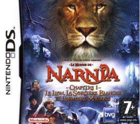 Echanger le jeu Le Monde de Narnia - Chapitre 1 : le Lion, la Sorciere Blanche et l'Armoire Magique sur Ds