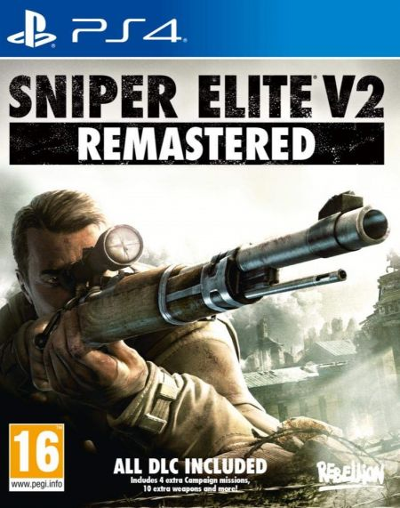 Echanger le jeu Sniper Elite V2 - Remastered sur PS4