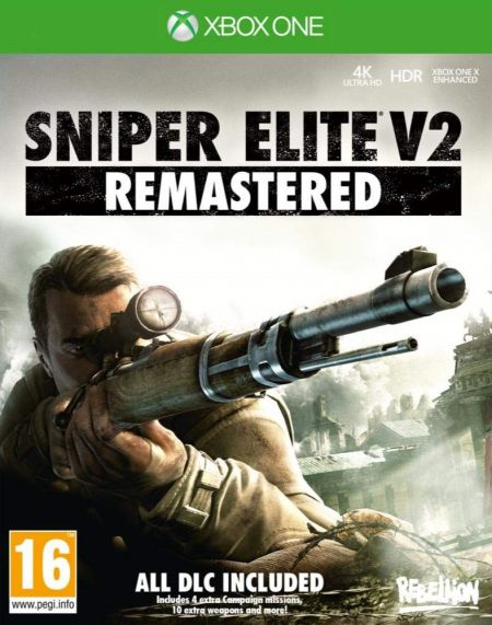 Echanger le jeu Sniper Elite V2 - Remastered sur Xbox One