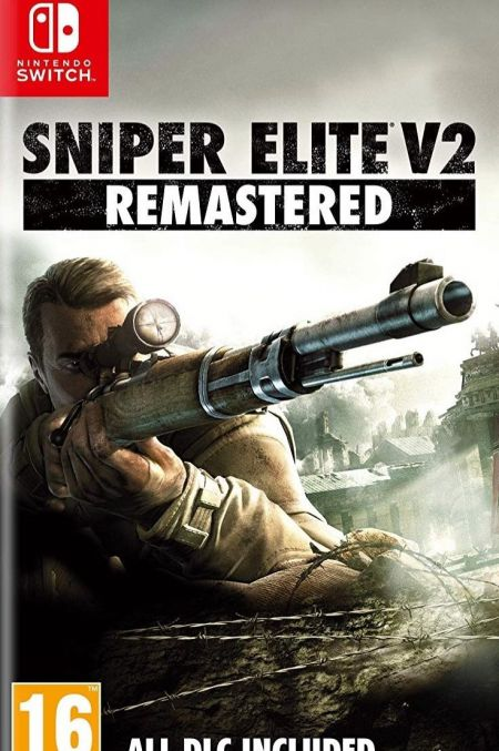 Echanger le jeu Sniper Elite V2 - Remastered sur Switch
