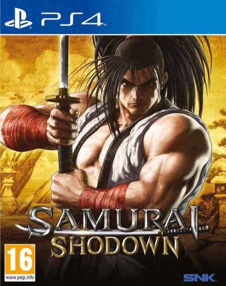 Echanger le jeu Samurai Shodown  sur PS4
