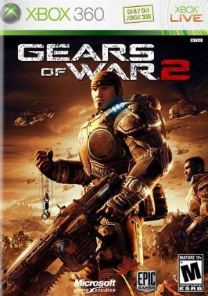 Echanger le jeu Gears of war 2 sur Xbox 360