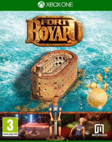 Echanger le jeu Fort Boyard sur Xbox One