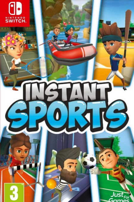 Echanger le jeu Instant Sports  sur Switch