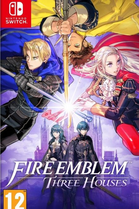 Echanger le jeu Fire Emblem: Three Houses  sur Switch