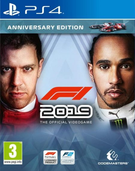 Echanger le jeu F1 2019 - Edition Anniversaire  sur PS4