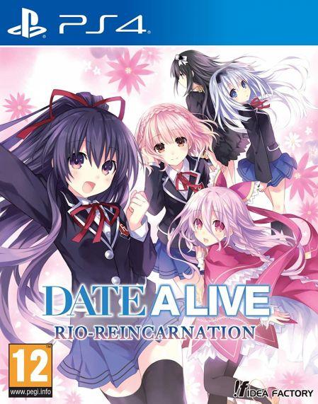 Echanger le jeu Date A Live: Rio Reincarnation  sur PS4