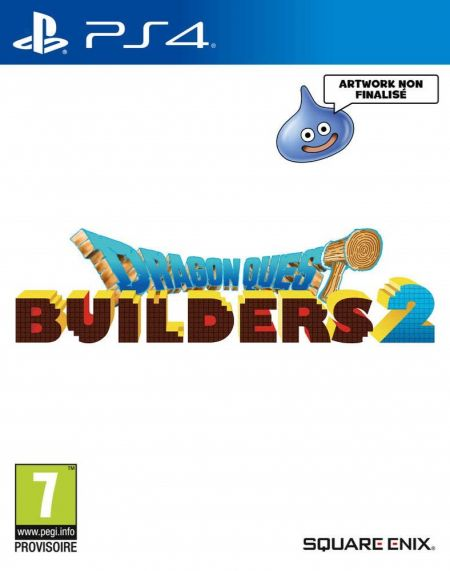 Echanger le jeu Dragon Quest Builders 2  sur PS4