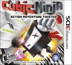 Echanger le jeu Cubic Ninja sur 3DS