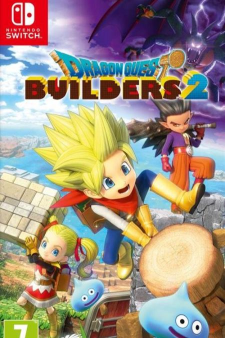 Echanger le jeu Dragon Quest Builders 2  sur Switch