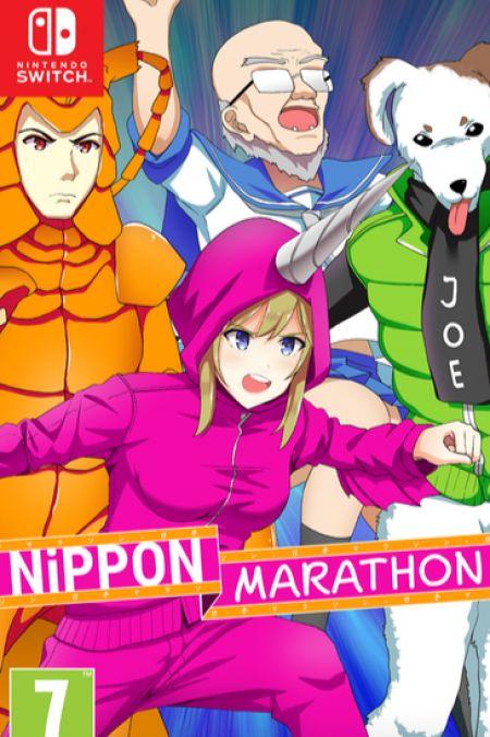 Echanger le jeu Nippon Marathon sur Switch