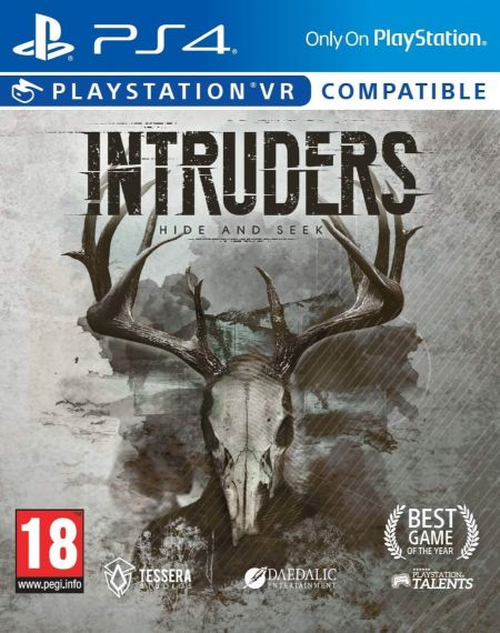 Echanger le jeu Intruders: Hide and Seek (PS-VR Compatible) sur PS4
