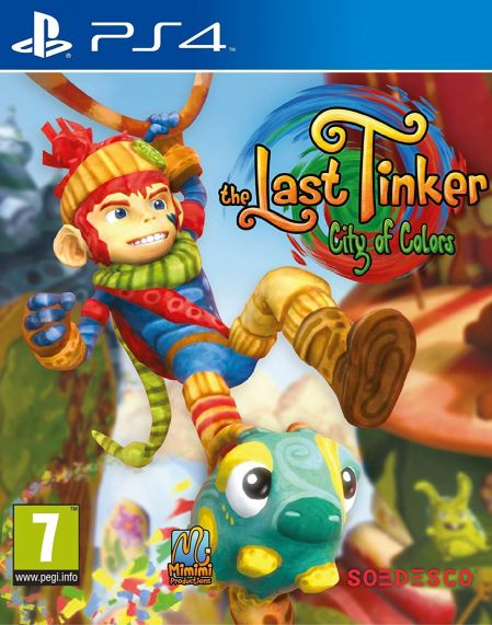 Echanger le jeu The Last Tinker : City of Colors  sur PS4