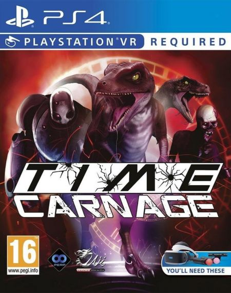 Echanger le jeu Time Carnage (PS-VR Requis) sur PS4