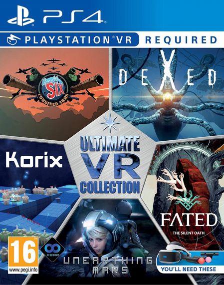 Echanger le jeu The Ultimate VR Collection sur PS4
