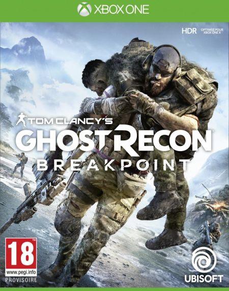 Echanger le jeu Ghost Recon Breakpoint sur Xbox One