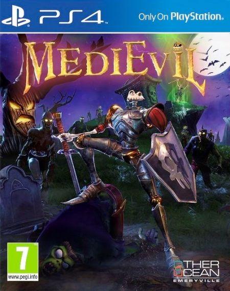 Echanger le jeu Medievil sur PS4