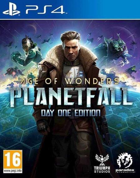 Echanger le jeu Age of Wonders - Planetfall sur PS4