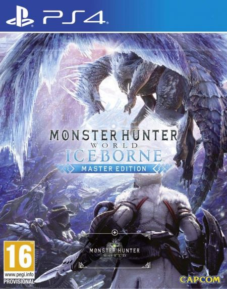 Echanger le jeu Monster Hunter World: Iceborne Master Edition sur PS4