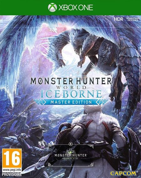 Echanger le jeu Monster Hunter World: Iceborne Master Edition sur Xbox One