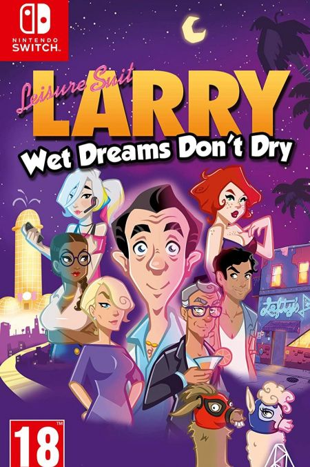 Echanger le jeu Leisure Suit Larry - Wet Dreams Don't Dry  sur Switch