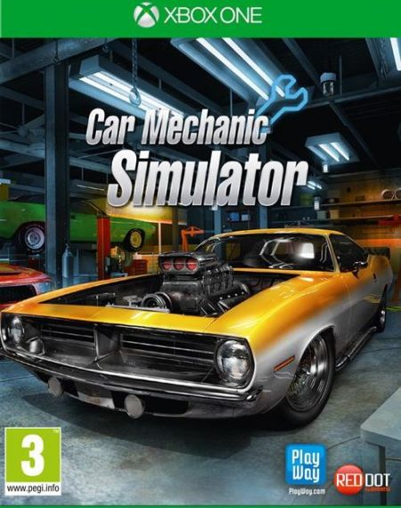 Echanger le jeu Car Mechanic Simulator 2018 sur Xbox One