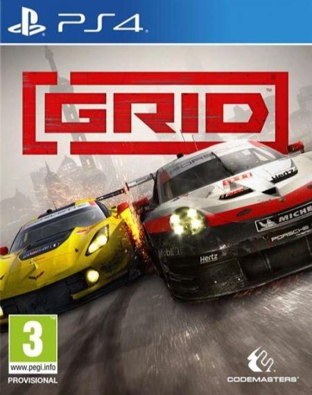 Echanger le jeu GRID sur PS4
