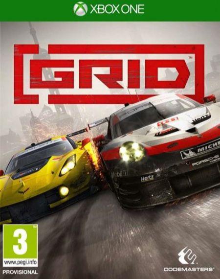 Echanger le jeu GRID sur Xbox One