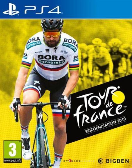 Echanger le jeu Tour De France 2019  sur PS4