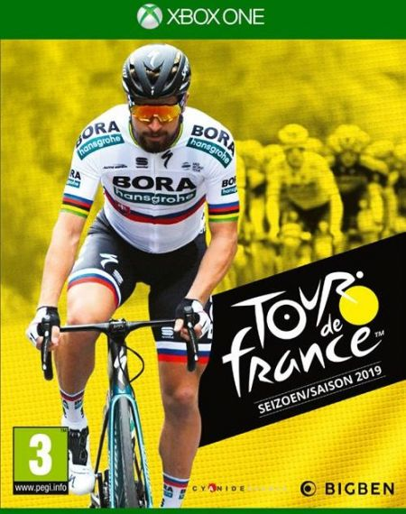 Echanger le jeu Tour De France 2019  sur Xbox One