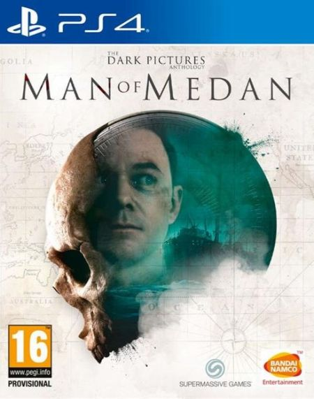 Echanger le jeu The Dark Pictures Anthologie : Man Of Medan  sur PS4