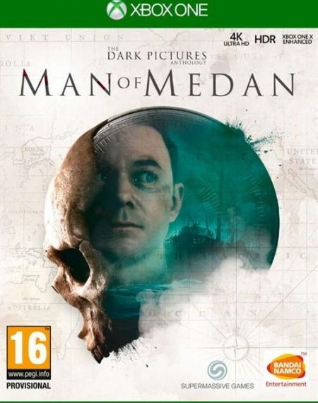 Echanger le jeu The Dark Pictures Anthologie : Man Of Medan  sur Xbox One