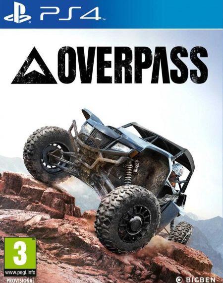 Echanger le jeu Overpass sur PS4