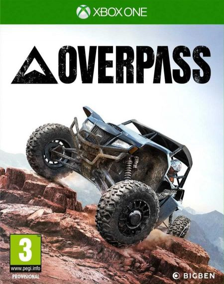 Echanger le jeu Overpass sur Xbox One