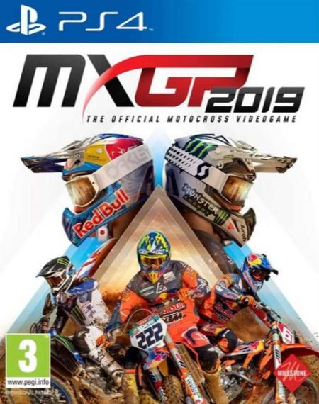 Echanger le jeu MXGP 2019  sur PS4