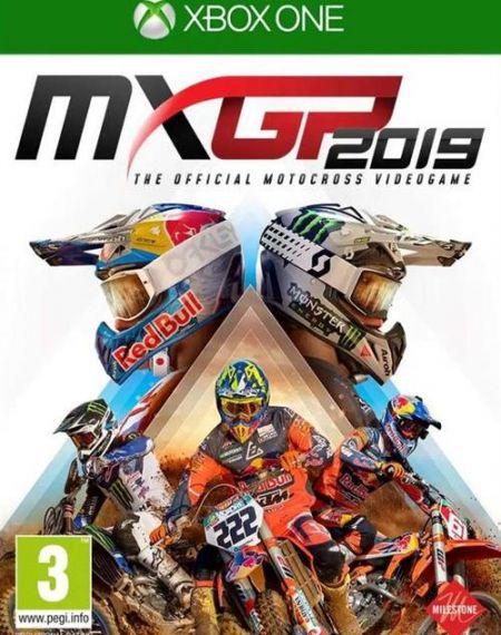 Echanger le jeu MXGP 2019 sur Xbox One
