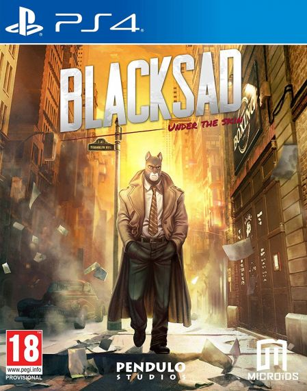 Echanger le jeu BlackSad: Under the Skin sur PS4