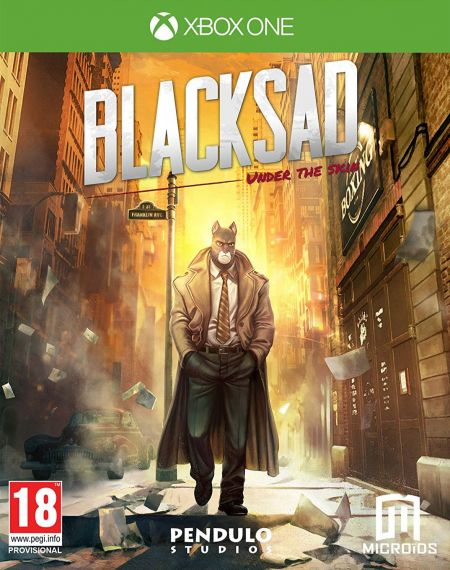 Echanger le jeu BlackSad: Under the Skin sur Xbox One