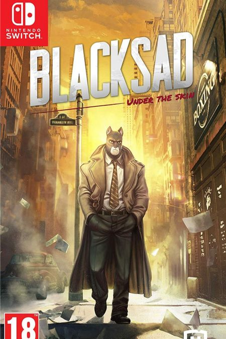 Echanger le jeu BlackSad: Under the Skin sur Switch