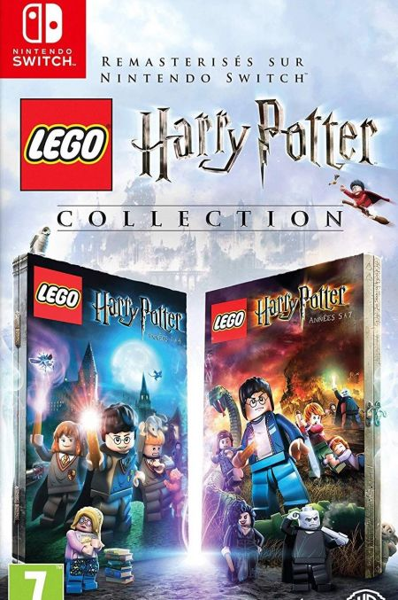 Echanger le jeu Lego Harry Potter Collection sur Switch