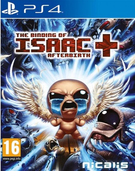 Echanger le jeu The Binding of Isaac - Afterbirth+ sur PS4