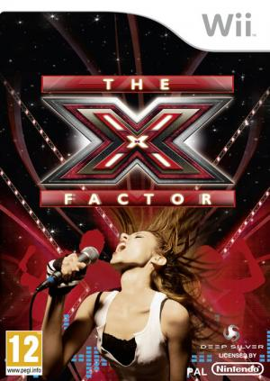 Echanger le jeu The X Factor sur Wii