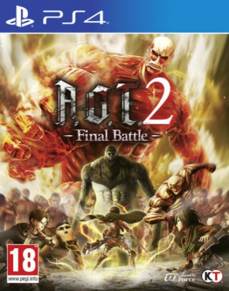 Echanger le jeu Attack On Titan 2 - Final Battle sur PS4