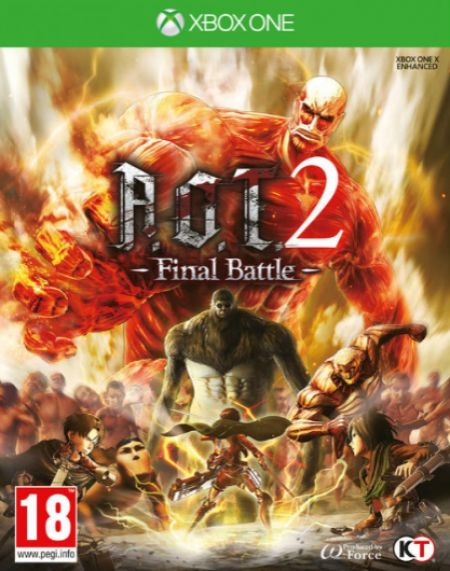 Echanger le jeu Attack On Titan 2 - Final Battle sur Xbox One